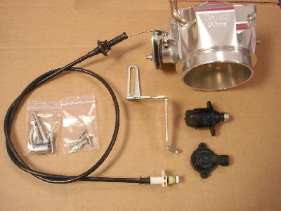 hand throttle control kit