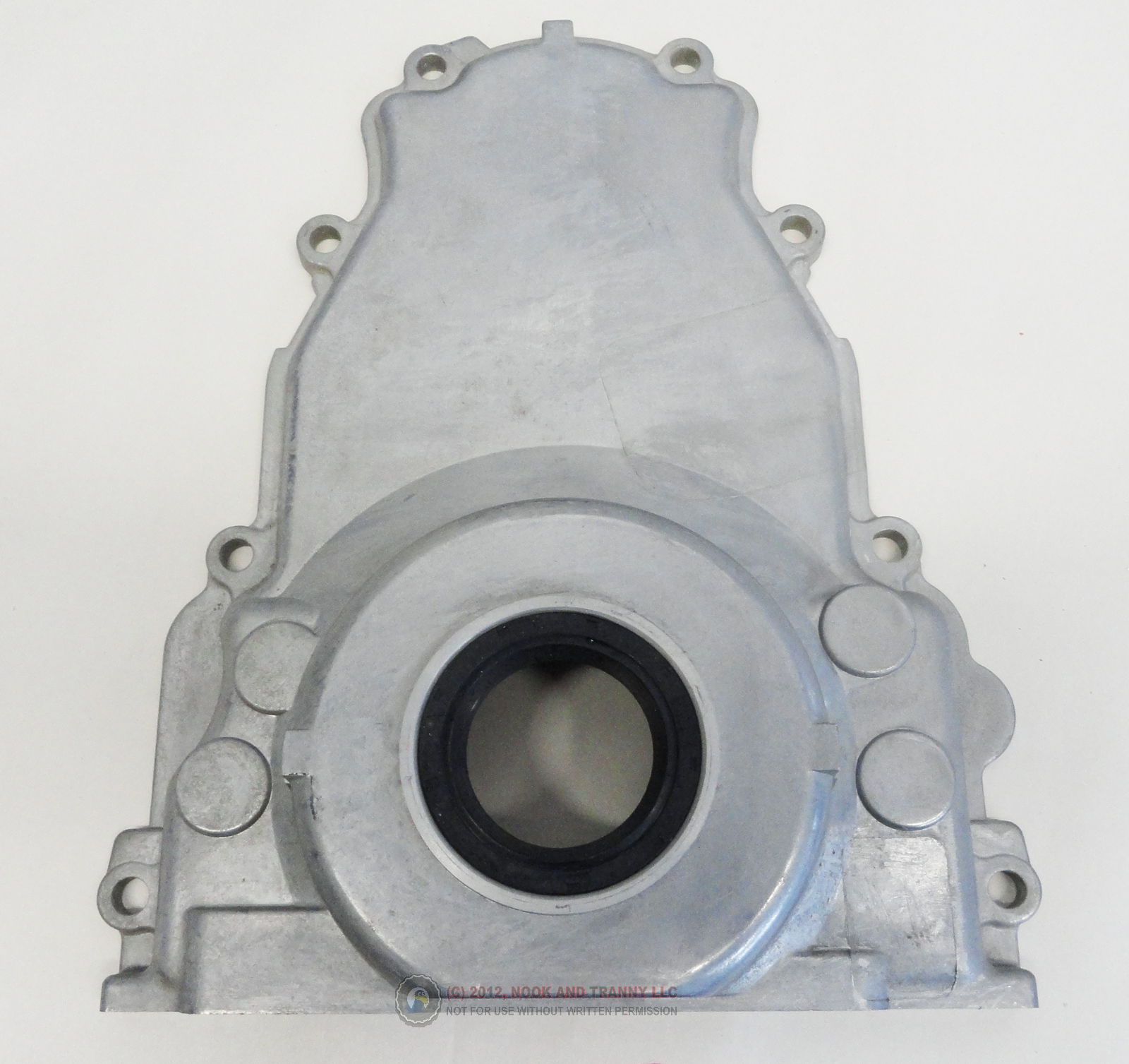 Ls1 Engine Dry Weight: Nook And Tranny: Timing Cover, W/ Seal, LS1/LS6/LQ4/LQ9 W