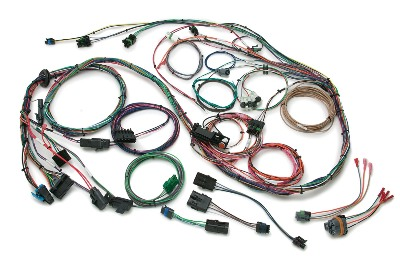 nook and wiring harness gm tbi retrofit length painless