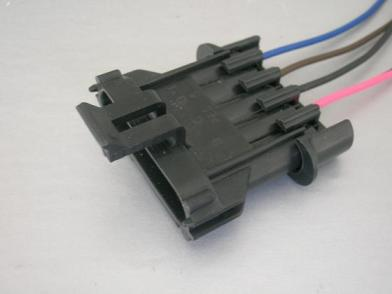 nook and tranny wiring connector 88 92 tbi esc electronic spark rh nookandtranny com GM LS3 Wiring Harness Engine Wiring Harness