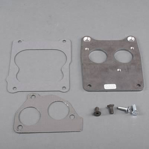 Nook and Tranny: Adapter Plate, 305/350 TBI EFI to